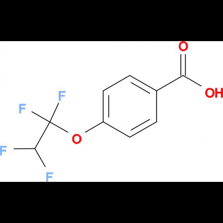 4-(1,1,2,2-Tetrafluoroethoxy)benzoic acid