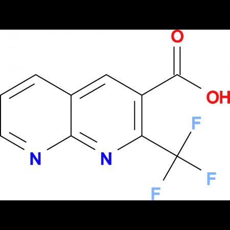 2-(Trifluoromethyl)-1,8-napthyridine-3-carboxylic acid