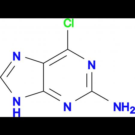 2-Amino-6-chloropurine