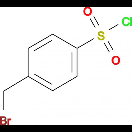 4-(Bromomethylene)benzenesulfonyl chloride