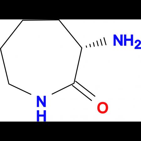 (S)-a-Amino-omega-caprolactam