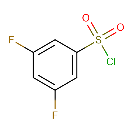3,5-Difluorobenzenesulfonyl chloride