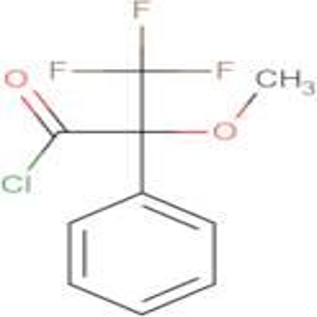 (+/-)-a-Methoxy-a-trifluoromethylphenylacetyl chloride