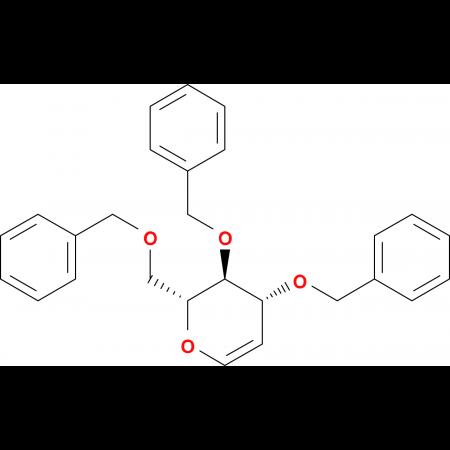 1,5-Anhydro-3,4,6-tri-O-benzyl-2-deoxy-D-arabinohex-1-enitol