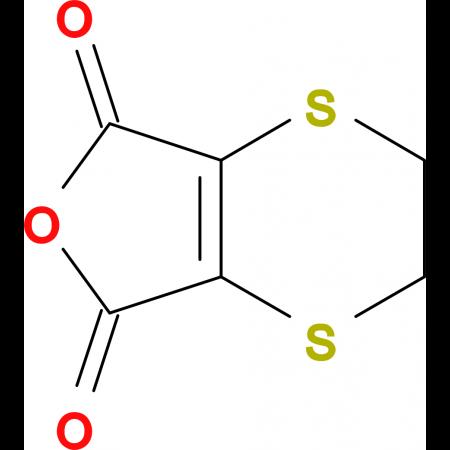 2,3-Dihydro-1,4-dithiino[2,3-c]furan-5,7-dione