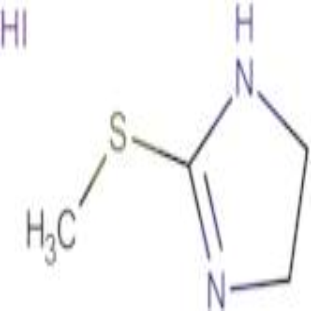 2-Methylthio-2-imidazoline hydriodide