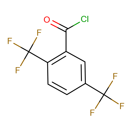 2,5-Bis(trifluoromethyl)benzoyl chloride
