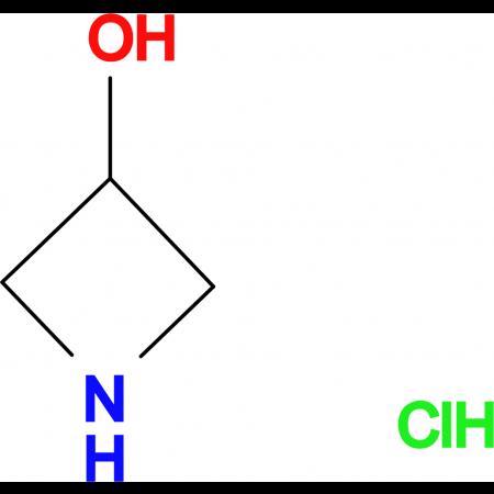 3-Hydroxyazetidine hydrochloride
