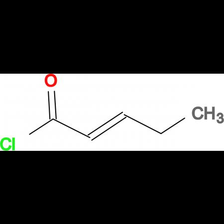 (E)-Pent-2-enoyl chloride