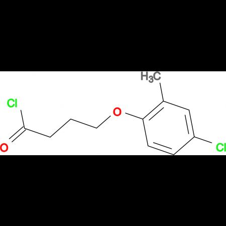 4-(4-Chloro-2-methylphenoxy)butyryl chloride