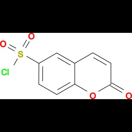 2-Oxo-2H-chromene-6-sulfonyl chloride
