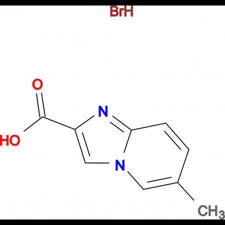 6-Methyl-imidazo[1,2-a]pyridine-2-carboxylic acidhydrobromide