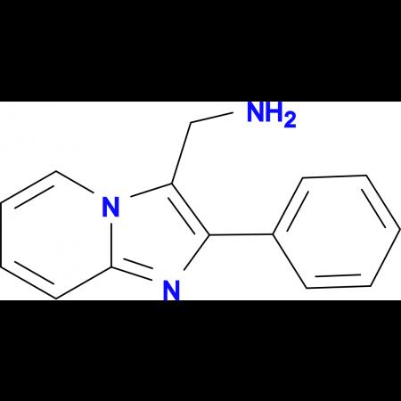 C-(2-Phenyl-imidazo[1,2-a]pyridin-3-yl)-methylamine oxalate