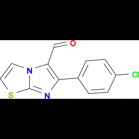 6-(4-Chloro-phenyl)-imidazo[2,1-b]thiazole-5-carboxaldehyde