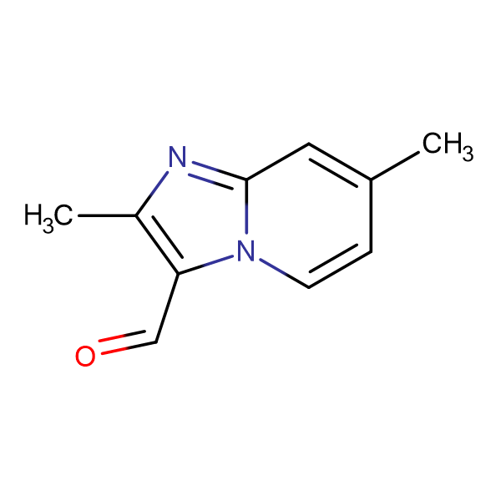 2,7-Dimethyl-imidazo[1,2-a]pyridine-3-carbaldehyde