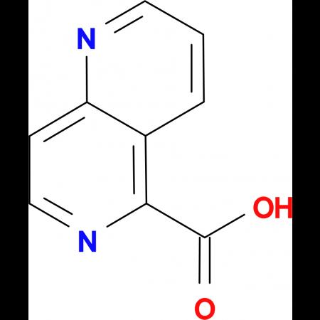 1,6-Naphthyridine-5-carboxylic acid