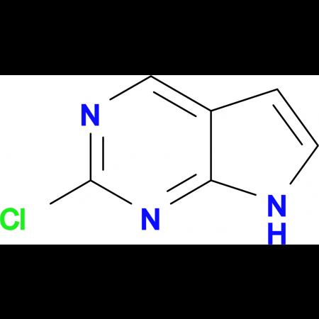 2-Chloro-7H-pyrrolo[2,3-d]pyrimidine