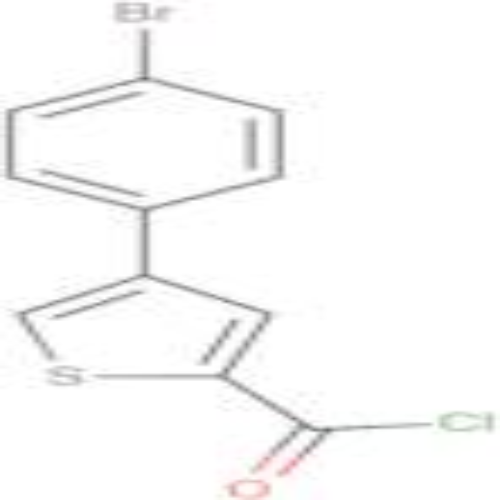 4-(4-Bromophenyl)thiophene-2-carbonyl chloride