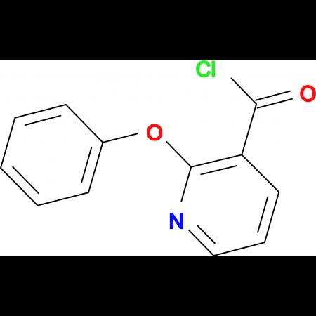 2-Phenoxypyridine-3-carbonylchloride