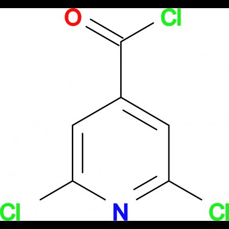 2,6-Dichloropyridine-4-carbonylchloride