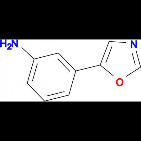 5-(3-Aminophenyl)oxazole