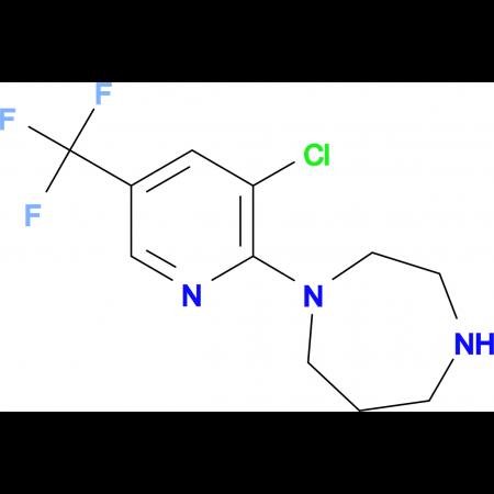1-[3-Chloro-5-(trifluoromethyl)pyrid-2-yl]-1,4-diazepane