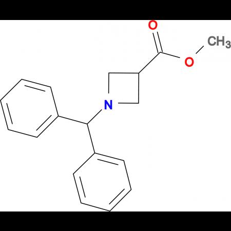 Methyl 1-(diphenylmethyl)azetidine-3-carboxylate