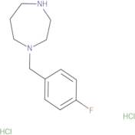 1-(4-Fluorobenzyl)homopiperazine dihydrochloride