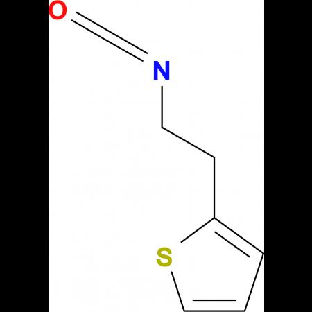 2-(Thien-2-yl)ethyl isocyanate
