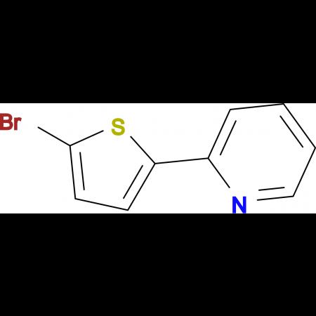 2-(5-Bromothien-2-yl)pyridine