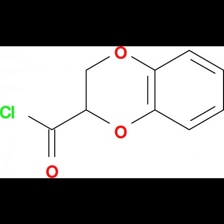 2,3-Dihydrobenzo[1,4]dioxine-2-carbonyl chloride