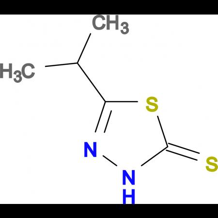 5-iso-Propyl-1,3,4-thiadiazole-2-thiol