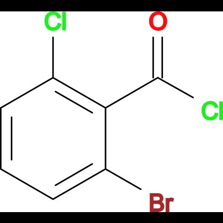 2-Bromo-6-chlorobenzoyl chloride