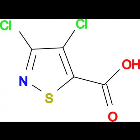 3,4-Dichloroisothiazole-5-carboxylic acid
