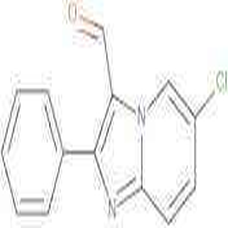 6-Chloro-2-phenyl-imidazo[1,2-a]pyridine-3-carbaldehyde