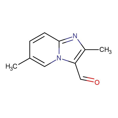 2,6-Dimethyl-imidazo[1,2-a]pyridine-3-carbaldehyde