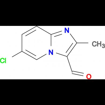 6-Chloro-2-methyl-imidazo[1,2-a]pyridine-3-carbaldehyde