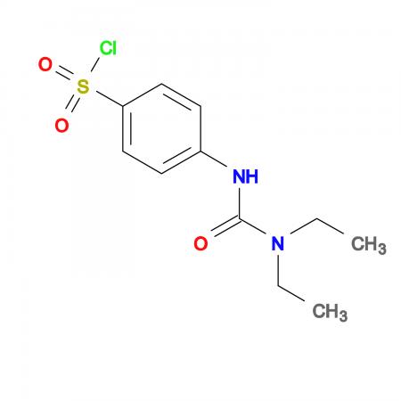 4-(3,3-Diethyl-ureido)-benzenesulfonyl chloride