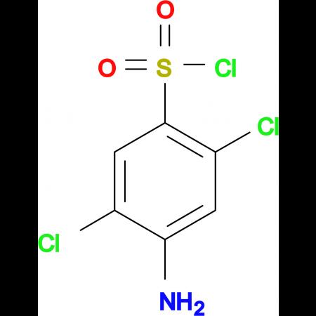 4-Amino-2,5-dichloro-benzenesulfonyl chloride