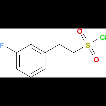 2-(3-Fluoro-phenyl)-ethanesulfonyl chloride