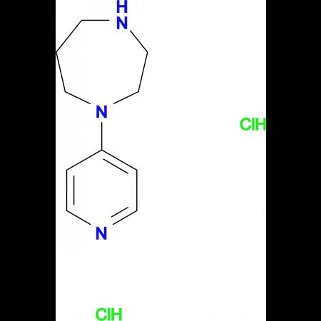 1-(4-Pyridyl)homopiperazine dihydrochloride