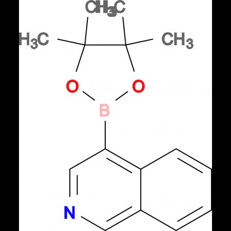 4-(4,4,5,5-Tetramethyl-1,3,2-dioxaborolan-2-yl)-isoquinoline