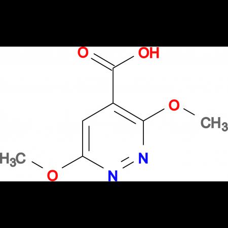 3,6-Dimethoxypyridazine-4-carboxylic acid