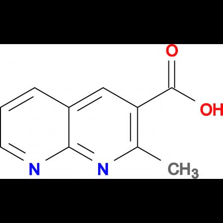 2-Methyl-1,8-naphthyridine-3-carboxylic acid