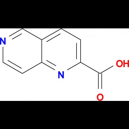1,6-Naphthyridine-2-carboxylic acid
