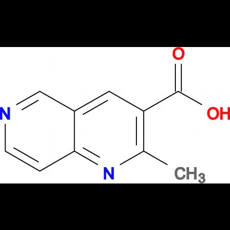 2-Methyl-1,6-naphthyridine-3-carboxylic acid