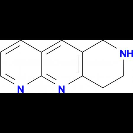 6,7,8,9-tetrahydropyrido[2,3-b][1,6]naphthyridine