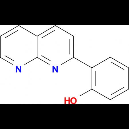 2-(1,8-Naphthyridin-2-yl)phenol