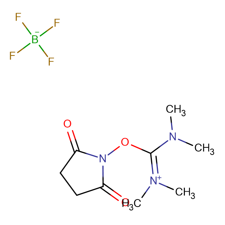 2-Succinimido-1,1,3,3-tetramethyluronium tetrafluoroborate