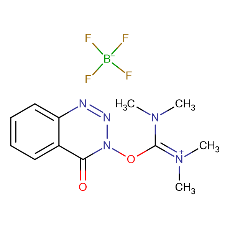 O-(3,4-Dihydro-4-oxo-1,2,3-benzotriazin-3-yl)-N,N,N',N'-tetramethyluronium tetrafluoroborate